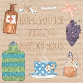 WS240 Hope You Feel Better